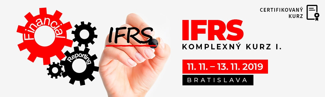 Konferencia IFRS
